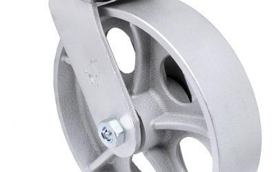 10″ Swivel Steel Top Plate 4-1/2″ x 6-1/4″