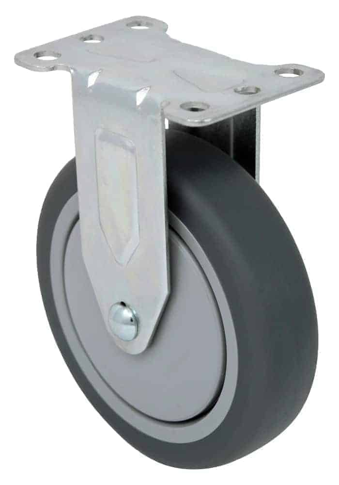 Rigid Non Marking Caster
