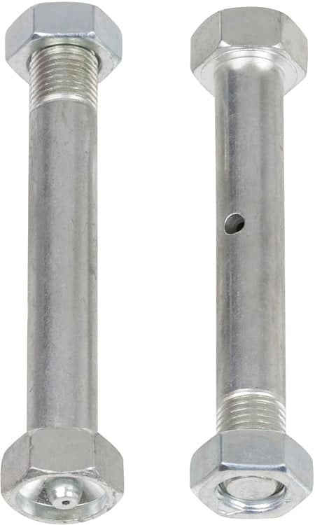 1/2″ Zerk Axle Nut Stainless Steel